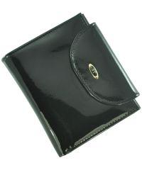 Кожаный кошелек BC410 черный