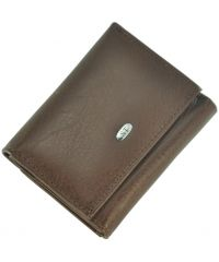 Кожаный кошелек ST440 коричневый