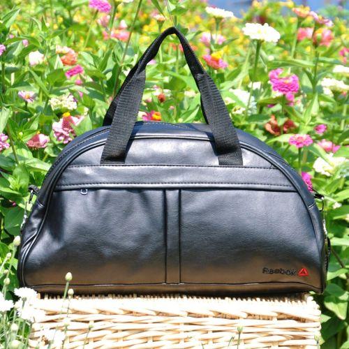 Спортивная сумка Reebok Bogen черная