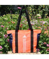 Спортивная сумка Adidas Dual оранжевая