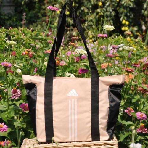 Спортивная сумка Adidas Dual бежевая