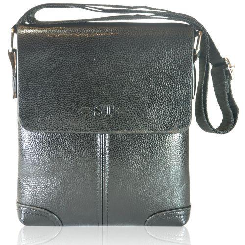 Мужская сумка 0163-2 черная