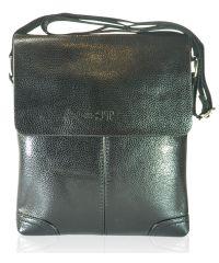 Мужская сумка 0163-3 черная