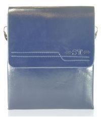 Мужская сумка 2023-2 синяя