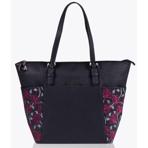 Женская сумка Alba Soboni 152400 черная