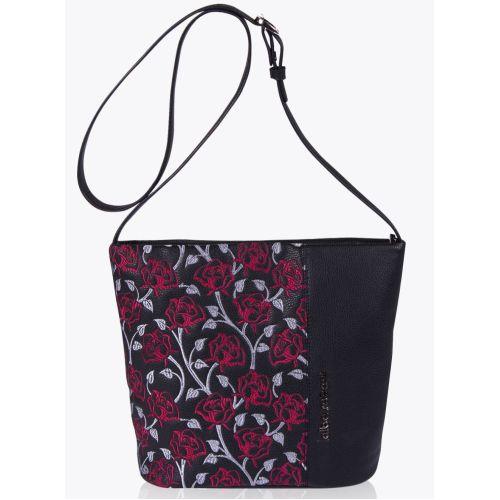 Женская сумка Alba Soboni 152420 черная