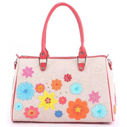 Женская сумка Alba Soboni 160090 бежевая