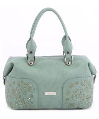 Женская сумка Alba Soboni 160185 зеленая
