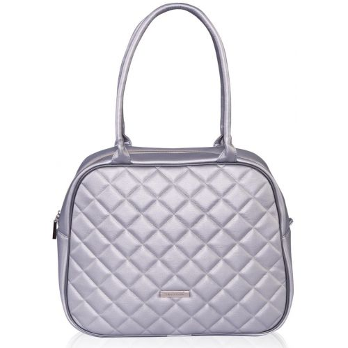Женская сумка Alba Soboni 161246 серебристая