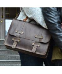 Портфель 863551 коричневый