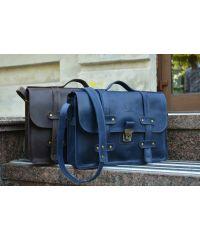 Портфель 863362+ синий