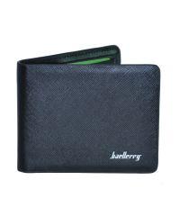 Мужской кошелек Baellerry Style Safyan черный