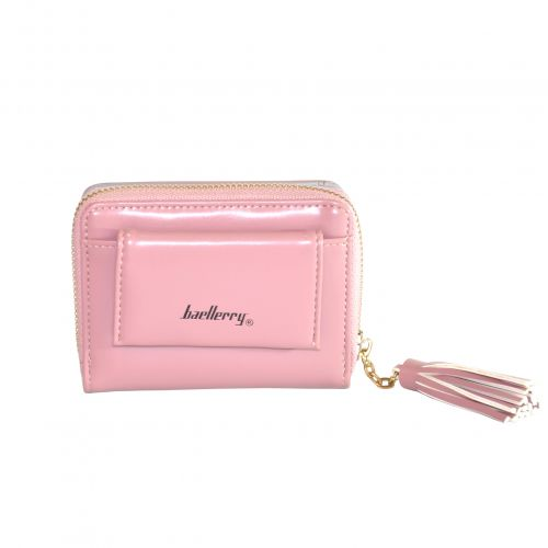 Женский кошелек Baellerry Gloss темно-розовый