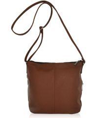 Женская сумка K78-35 рыжая