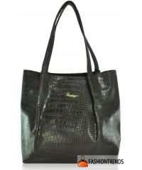 Женская сумка K81-14 коричневая