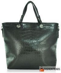 Женская сумка K61-10 черная