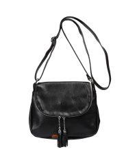 Женская кожаная сумка Lorenza черная