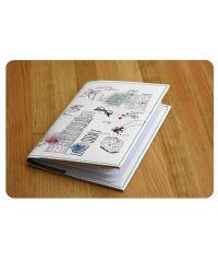 """Обложка для паспорта """"Love story"""" + блокнотик BN-OP-KZ-19"""