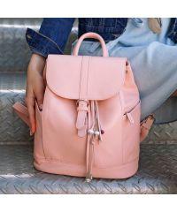 Кожаный рюкзак Олсен барби BN-BAG-13-barbie