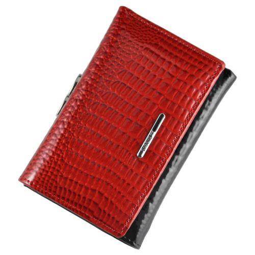Женский кошелек Dr.Bond WS-6 Rose красный