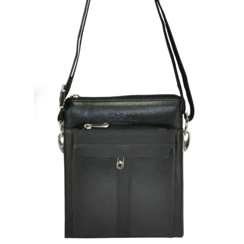 Мужская сумка Dr.Bond 59007-2 черная