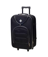 Чемодан Bonro Lux средний черный (102435)