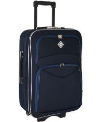 Чемодан Bonro Style средний синий (102477)