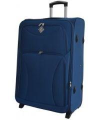 Чемодан Bonro Tourist средний синий (110256)