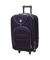 Чемодан Bonro Lux большой темно-фиолетовый (102451)