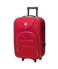 Чемодан Bonro Lux средний красный (102430)