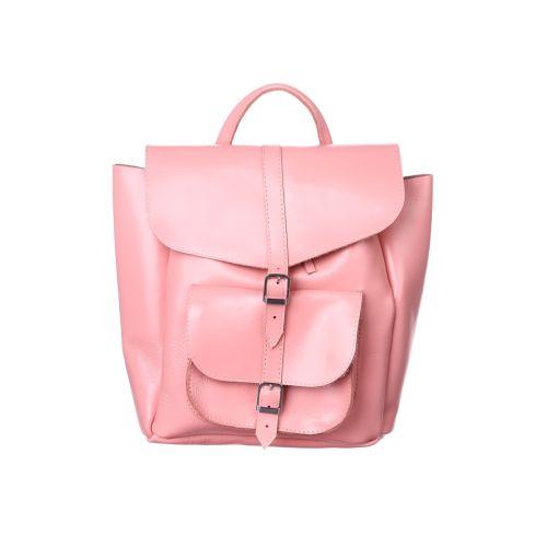 Рюкзак кожаный DEKEY 1.0 пудра