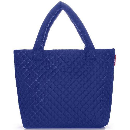 Стеганая сумка PoolParty pp1-eco-brightblue