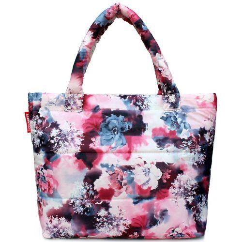 Дутая сумка PoolParty pp4-pink-frostwork