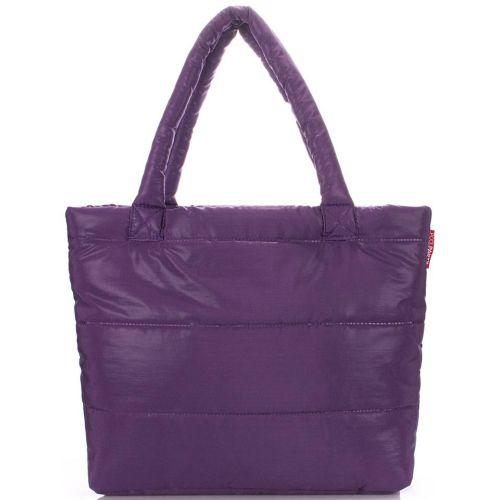 Дутая сумка Poolparty pp4-violet