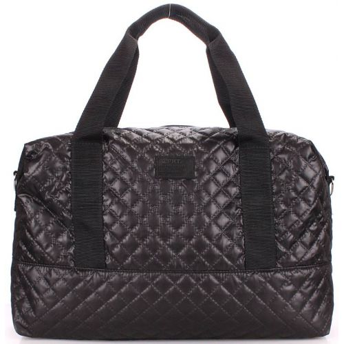 Стеганая сумка PoolParty swag-black