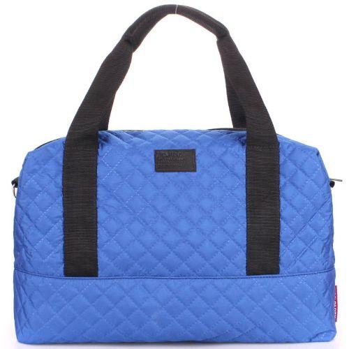 Стеганая сумка PoolParty swag-brightblue