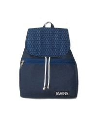 Рюкзак Lily Evans - Abstract синий с абстракцией