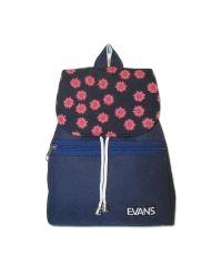 Рюкзак Lily Evans - Daisies с красными цветами