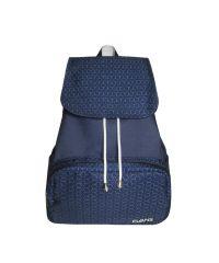 Рюкзак Mary Evans - Abstract синий с абстракцией
