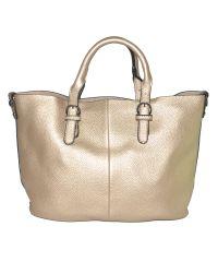 Женская сумка классическая 01555477778509gold золотая