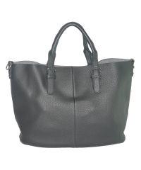 Женская сумка классическая 01555477778509black черная