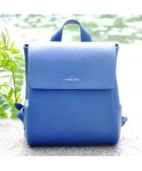 Кожаный рюкзак Estelle синий