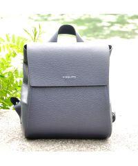 Кожаный рюкзак Estelle синий океан