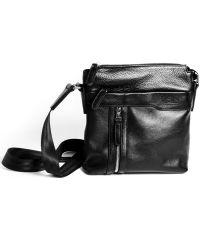 Кожаная сумка Венисон 400 черная