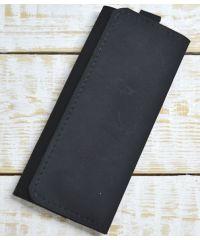 Кожаная ключница A.0004-CH черная
