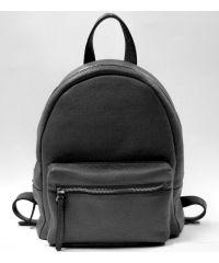Кожаный рюкзак GBAGS BP.0005 черный
