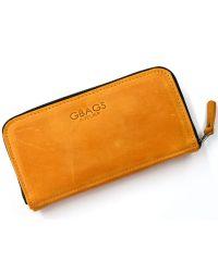 Кожаное портмоне W.0003 рыжее