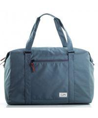 Дорожная сумка GIN XL серая