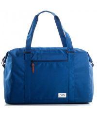 Дорожная сумка GIN XL синяя
