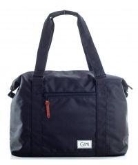 Дорожная сумка GIN M черная